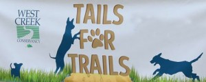 Join West Creek Conservancy and Parma Animal Shelter for Tails for Trails.