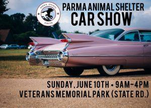 Parma Animal Shelter Car Show
